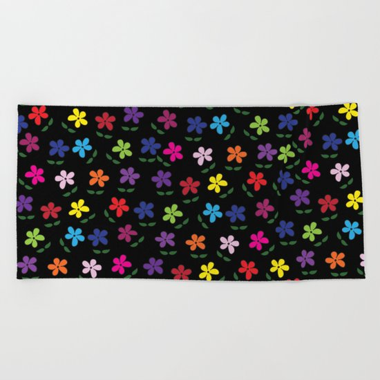 Pattern E 5 Beach Towel