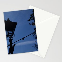 Lamp Stationery Cards