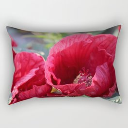 Kingdom Of Red Rectangular Pillow