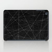 constellations iPad Cases featuring Constellations by Dood_L