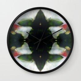 Nature Kaleidocope #12 Wall Clock