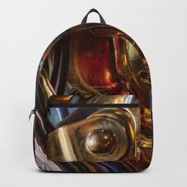 Golden Light Backpack