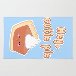 Hey, Cutie Pie Rug