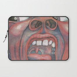 In the Court of the Crimson King Expanded Edition by King Crimson Laptop Sleeve