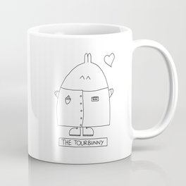 The TourBunny Circle Coffee Mug