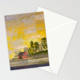 Connecticut Coastline Stationery Cards