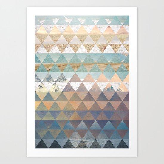 IBROX Art Print