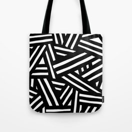 Monochrome 01 Tote Bag