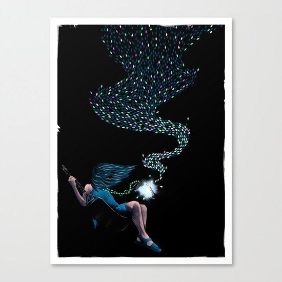 Aurora's Lights Canvas Print