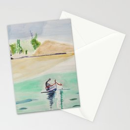 Lagon Stationery Cards