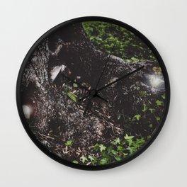 Pixie Hollow Wall Clock