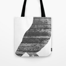 Owl (The Living Things Series) Tote Bag