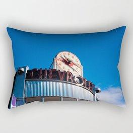 Vintage Chev Rectangular Pillow