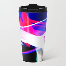 Photo Light Painting Travel Mug