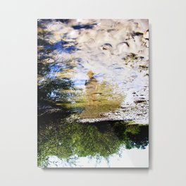 Lonely Counterpart Metal Print
