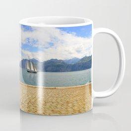 Holiday on Lake Garda in 1959 Coffee Mug