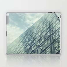 Louvre Pyramid Paris Laptop & iPad Skin