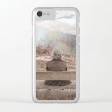 Elysium Clear iPhone Case