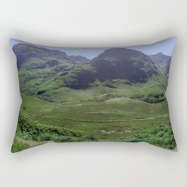 Three Sisters of Glencoe Rectangular Pillow
