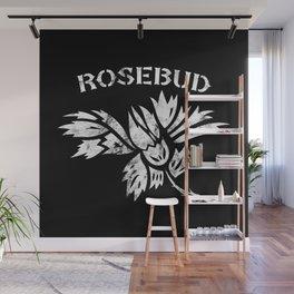 Rosebud Wall Mural