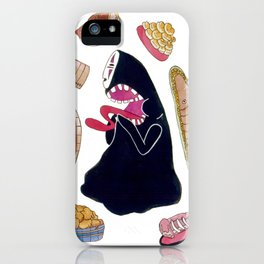 Feast iPhone Case