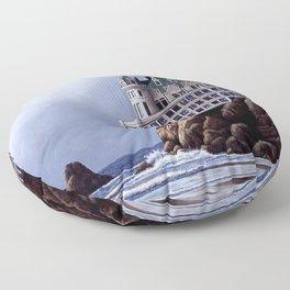 Cliff House - San Francisco, CA Floor Pillow