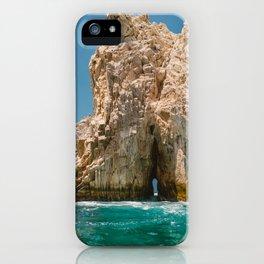 Cabo San Lucas XII iPhone Case