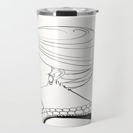 Holly Golightly Travel Mug