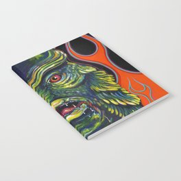 Creature From The Black Lagoon Notebook