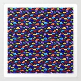Rainbows for the Rain Art Print