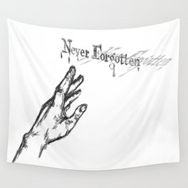 Remember Wall Tapestry