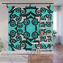 Rounds Wall Mural