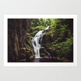 Wild Water - Landscape and Nature Photography Art Print