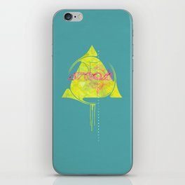 Be Awesome - V02 iPhone Skin