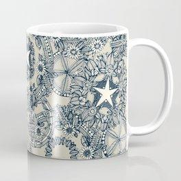cirque fleur stone Coffee Mug