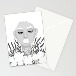 Pink Serenity Stationery Cards