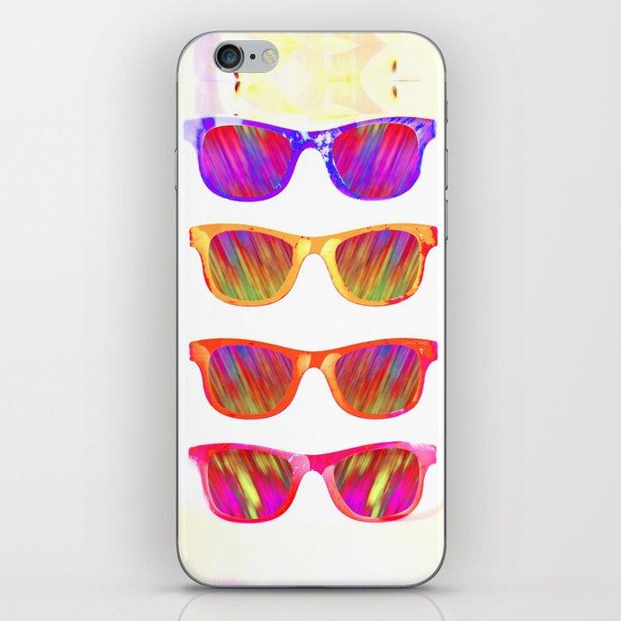 Sunglasses In Paradise iPhone Skin
