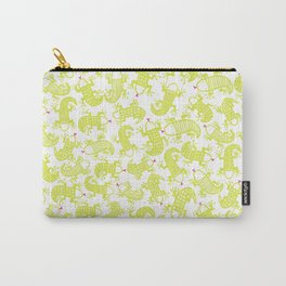 Lizards love highlighters Carry-All Pouch