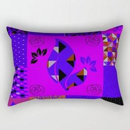 Patchwork42 Rectangular Pillow