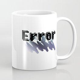 Error | Glitch Coffee Mug
