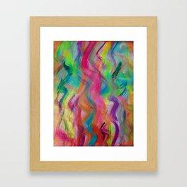 Vivid Dreaming Framed Art Print