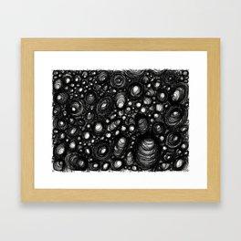 Outbreak MMXIV Framed Art Print