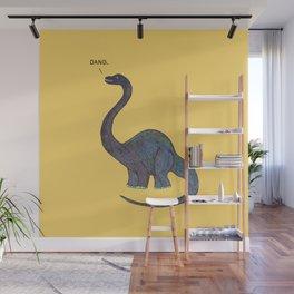 Dang Dino Wall Mural