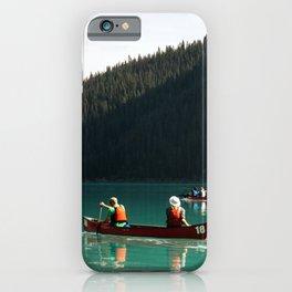 Lake Canoe iPhone Case