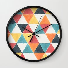Trivertex Wall Clock