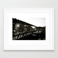 thailand Framed Art Prints featuring thailand by Marina Khamhaengwong