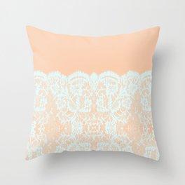 Scandalous Throw Pillow