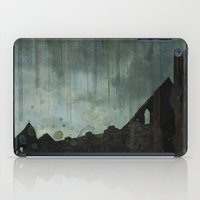 celtic iPad Cases featuring Celtic ruin  by IvanaW