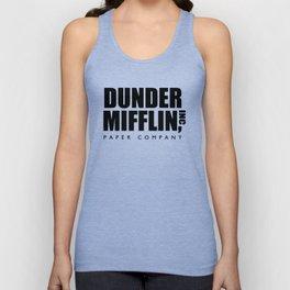 Dunder Mifflin Unisex Tank Top