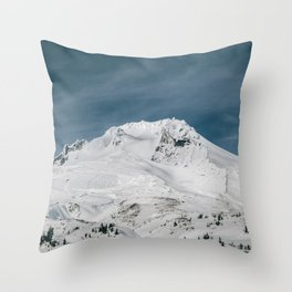 Mount Hood XIII Throw Pillow
